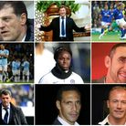 Just some of the pundits that have appeared on your TV screens during the World Cup (top l-r) Slaven