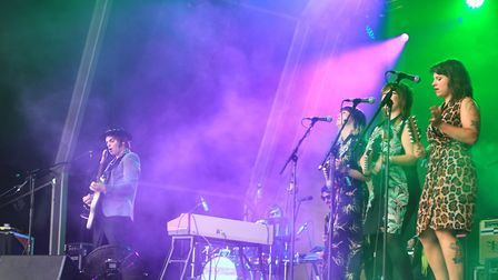 Gaz Coombes at Standon Calling Festival 2018. Picture: KEVIN RICHARDS