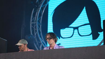 Jarvis Cocker on the Starbase Standon Stage at Standon Calling Festival 2018. Picture: KEVIN RICHARD