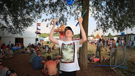 Standon Calling Festival 2018. Picture: KEVIN RICHARDS