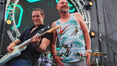 Rockaoke always a hit at Standon Calling Festival 2018. Picture: KEVIN RICHARDS