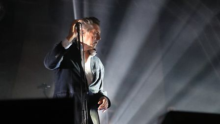 Bryan Ferry on the Main Stage at Standon Calling Festival 2018. Picture: KEVIN RICHARDS