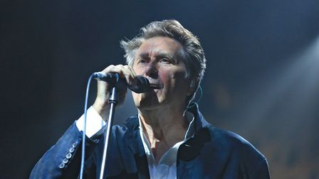 Bryan Ferry at Standon Calling Festival 2018. Picture: KEVIN RICHARDS