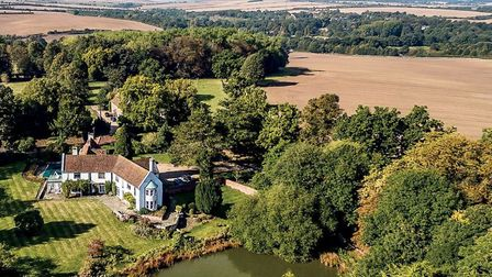 Shortgrove Estate is on the market for just under £7.1m. Picture: SAVILLS
