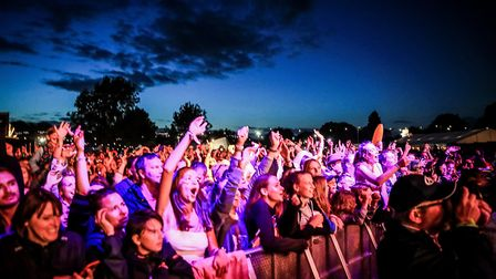 George Ezra fans at Standon Calling Festival 2018. Picture: KEVIN RICHARDS