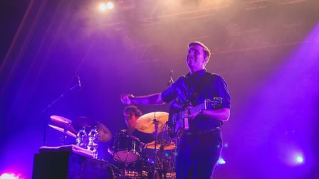 George Ezra headlining at Standon Calling Festival 2018. Picture: KEVIN RICHARDS