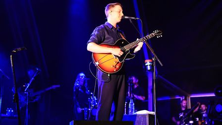 George Ezra at Standon Calling Festival 2018. Picture: KEVIN RICHARDS