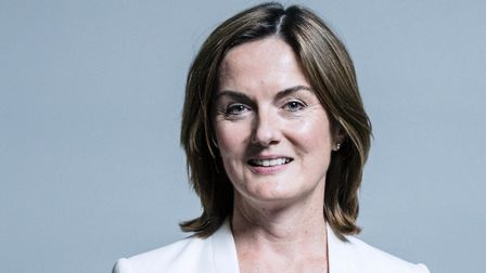 Telford MP Lucy Allan, who chairs the All-Party Parliamentary Group on New Towns. Picture: Chris McA