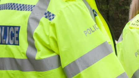Two men have been arrested after the alleged rape of two young girls in Stevenage.