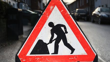 Grove Road in Hitchin will be closed during resurfacing work for periods until September 8.