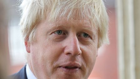 Conservative MP and former Foreign Secretary Boris Johnson, in 2014. Picture: Danny Loo