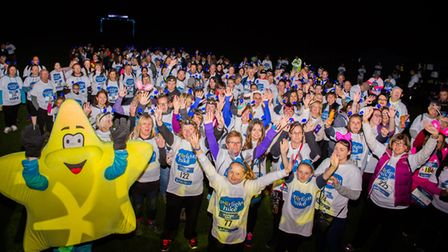 Sue Ryder St John's Hospice Starlight Hike returns for its 10th year. Picture: Sue Ryder St John's H