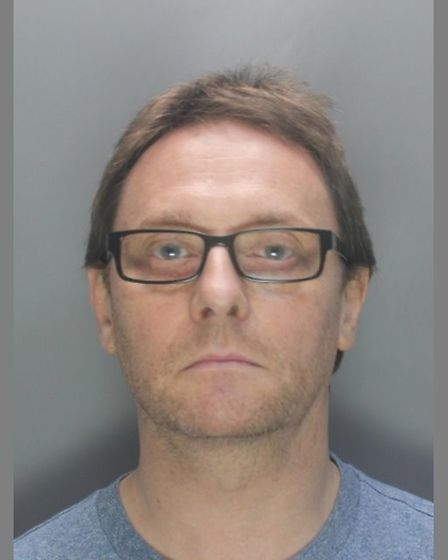 Jailed rapist Barry Gaynor, 52. Picture: Herts police