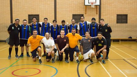 Khalsa Football Club in Letchworth have received a grant to help create a hub for black and ethnic m