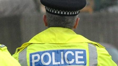 Police have arrested a Letchworth man on suspicion of drink-driving after a crash in Hitchin.