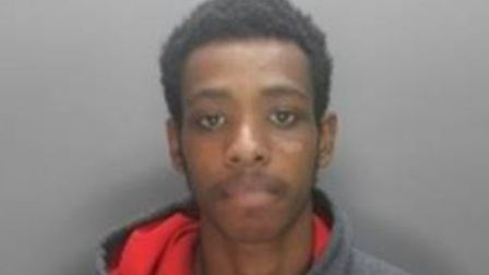 Levi Simms, 23, from Hitchin. Picture: Herts police