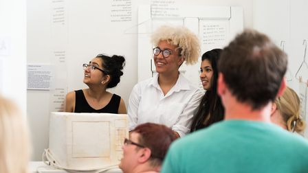 North Herts College offers a full range of creative courses from Level 1 to Level 4, including fashi