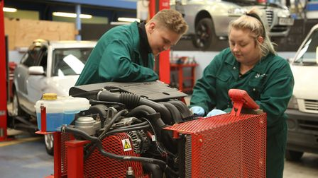 Motor vehicle manufacturing is big business: the UK has seven car, seven commercial vehicle and nine