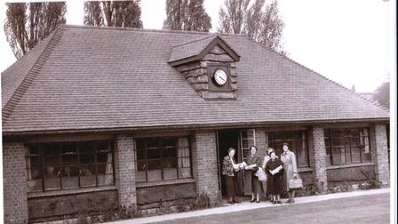 It was opened by Sir Eric Macfadyen, former chairman of First Garden City Ltd. Picture: Courtesy of