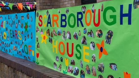 Scarborough House in Stevenage is celebrating its 40th anniversary this month. Picture courtesy of V