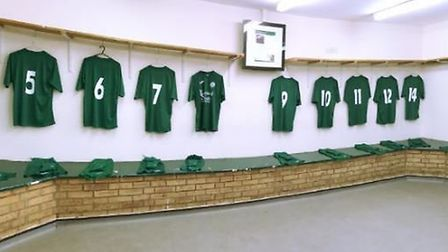 Biggleswade FC lost 5-3 to Soham Town Rangers in the FA Cup preliminary round. CREDIT BFC