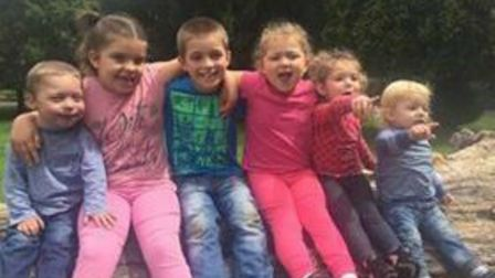 Thomas' brothers and sisters have also been getting invovled in fundraising to make his wishes come