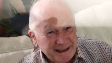 Donovan Southee, 97, has gone missing from his home in Stevenage. Picture: Herts police