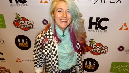 Lauren Deakin-Davies took home two NMG awards and is set for her fifth single release. Picture:
