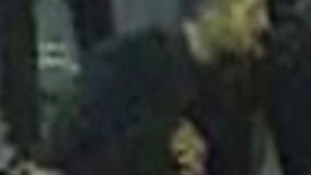 Police would like to speak to this man as part of their enquiries into an alleged affray. Picture co