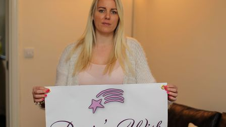 Kylie and Sol Jalil have set up Darcie's Wish to raise funds to support other parents. Picture court