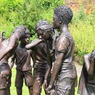 The Unaccompanied Children of Calais by Ian Wolter, shortlisted for an art prize