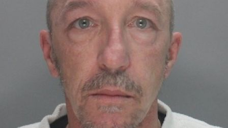 Hitchin paedophile Guy Lawrence, 53. Picture: Herts police