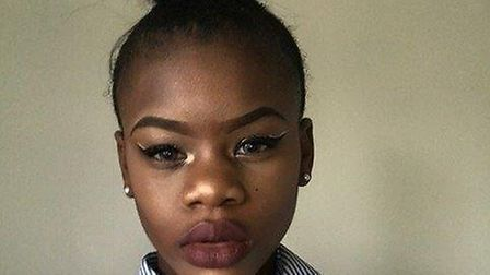 Police have confirmed 16-year-old Alicia Sesay has been found. Picture: Herts Police