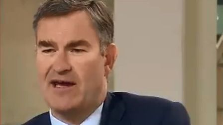 Tory MP David Gauke has said he would put the national interest first to defy the whip on a vote aga