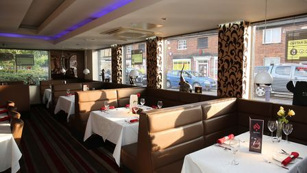Dalchini Spice in Shefford has won several awards. Picture: DANNY LOO