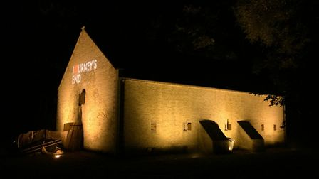Het Kruitmagazijn in Ypres, Belgium, where MESH Theatre will be performing Journey's End from Octobe