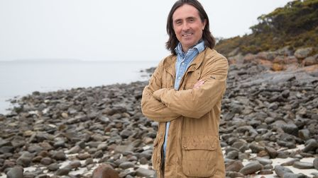 Neil Oliver - The Story of the British Isles in 100 Places can be seen at Stevenage's Gordon Craig T