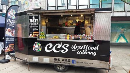 CC's street food are preparing to open a soup kitchen in December in Hitchin and Stevenage. Picture: