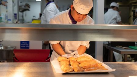 North Hertfordshire College has many vocational courses and apprenticeships, as well as a diverse ra