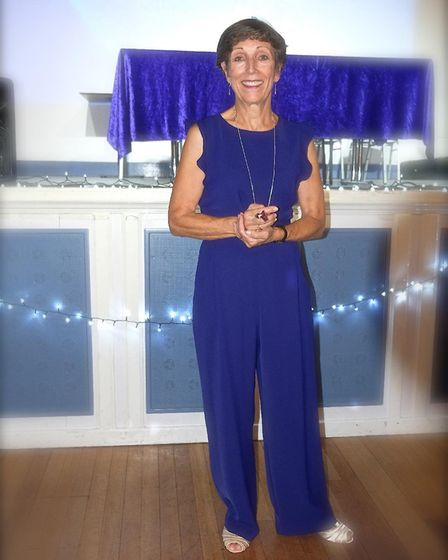 Hitchin Come Dancing was organised by Maggie Killingbeck in aid of Pancreatic Cancer Research Pictur