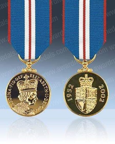 Garry Neesam lost his Queen Elizabeth Golden Jubilee medal on his way to the Letchworth Remebrance s