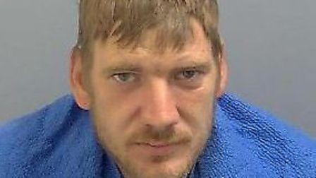 Anthony Baker has been sentenced to two-and-a-half years in prison after pleading guilty to a burgla