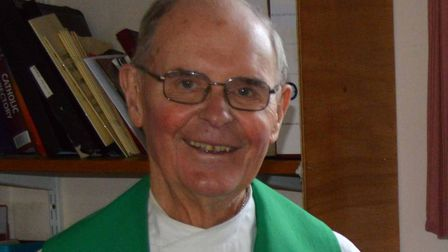 Father Michael Lambert. Picture: Catholic church of Our Lady Immaculate & St Andrew