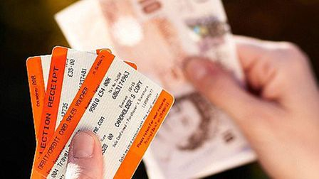 Rail users groups have expressed anger over fare increases following poor service. Picture: Chris Ro