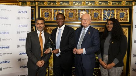 Hitchin and Harpenden MP Bim Afolami has won Patchwork: Newcomer Conservative MP of the Year 2018. P
