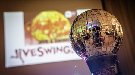 Strictly Come Jive & Swing 2018. Picture: Andrew Hyde