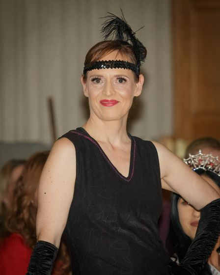 Strictly Come Jive & Swing 2018: Claire Harding. Picture: Andrew Hyde