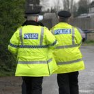 Herts police were called to Jackdaw Close in Stevenage following the crash.