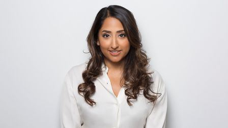Anisha Joshi, osteopath and director of The Woodside Clinic, Hitchin. Picture: David Woolfall