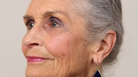 Daphne Selfe has been awarded a BEM for her services to women and fashion. Picture: Daphne Selfe
